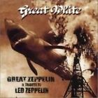 Great Zeppelin: A Tribute to Led Zeppelin by Great White (CD, Mar-1999, Cleopatra)