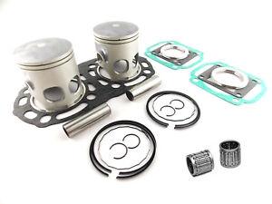 Details about Yamaha RD 350 YPVS RZ (83-92) Japanese Piston Kits, SE  Bearings & Top Gasket Set