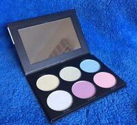 Bh Cosmetics Blacklight Highlighter Palette - Melb Stock