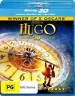 Hugo 3d 3d Blu-ray DVD DC Region B