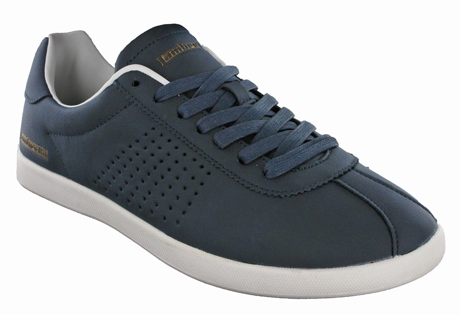 Lambretta Mens Trainers Casual Gazzman Sports Lace Memory Foam Gazzman Casual Shoes UK 7 - 12 27dd77