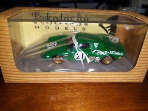 Tokoloshe 1/43 Ferrari 250 Lm n ° 21 Le Mans 1968 Tok19