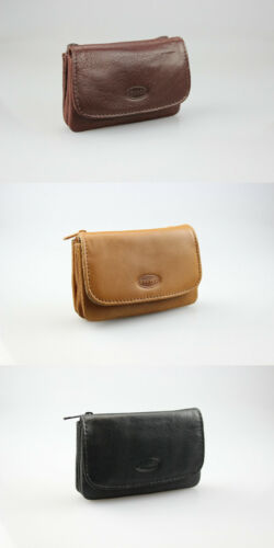 Small Men/'s Leather Purse Belt Bag Wallet for the Belt by Branco
