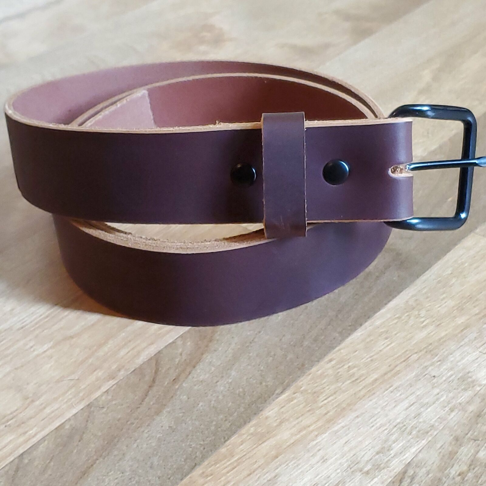 Chocolate Factory X-Out Belt