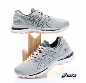Details about Asics Women's Gel Nimbus 20 W Mid Grey Running Shoes,Sneakers T850N 9696