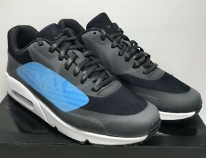 New Style Nike Air Max 90 NS GPX Big Logo Black Laser Blue