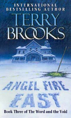 1 of 1 - Angel Fire East: The Word and the Void Series: Book Three,Terry Brooks