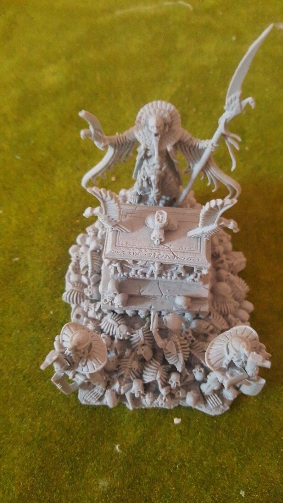 Warhammer Khemri Casket of Souls Citadel Warhammer Tomb Kings AOS Gamesworkshop