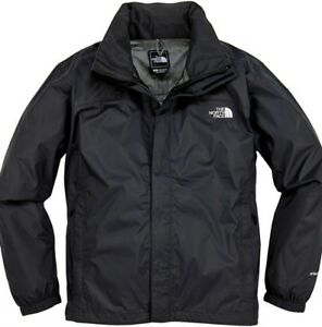 The Small eBay Jacket North BNWT Resolve Black Waterproof Men's Face fawfqZ