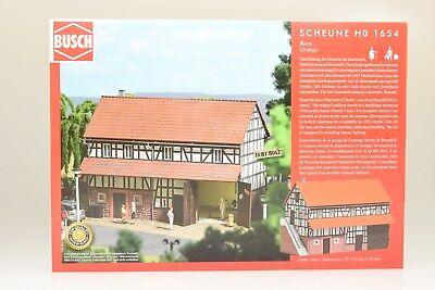 AlsaCast Spur H0 8710.101 Bausatz Holz Scheune groß OVP NEU