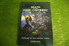 DEATH IN THE DARK CONTINENT Rule Book North Star 19th Century Africa