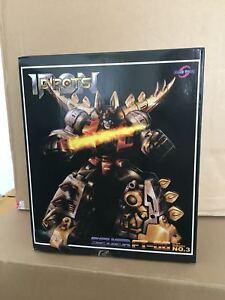 Transformers Fanstoys Ft06 FT-06 Machine Dinosaur Howling Reprint Spot