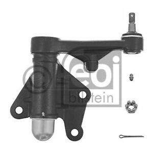 pack of one febi bilstein 41294 Pitman Arm with castle nut and cotter pin
