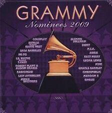 GRAMMY NOMINEES 2009 - CD Adele Duffy Coldplay Pink Leona Lewis OneRepublic