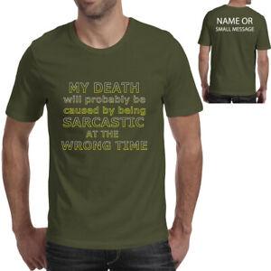 Oh Crop Funny Quote Sarcasm Millennials Retro Vintage Womans T-shirt AM60