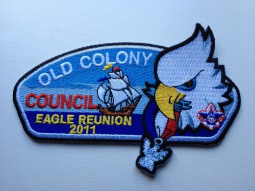 2011 Old Colony Council Eagle Reunion