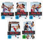 Muay Thai DVD - Die komplette Serie über die Techniken und das Training des Thai-Boxens (2013)