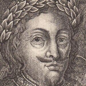 Portrait-XVIIIe-Ferdinand-III-Habsbourg-Empereur-Saint-Empire-Roi-Hongrie-1744