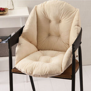 BACK REST LUMBAR SUPPORT AID ARMCHAIR CUSHION for Computer ...