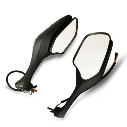 Pair Rearview Mirrors Fits For Honda CBR1000RR ABS Repsol 2008 2009 2010-2012 US