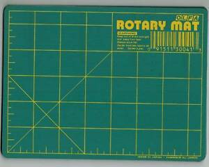 set rotary products crafting piece three mat and sewing cutting quilting rulers mats