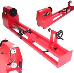 55464 Bench Top Wood Turning Lathe 1000mm 400w 4 Fold