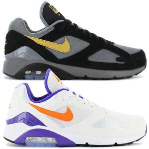 Nike-AIR-MAX-180-Sneaker-Fashion-Schuhe-Freizeit-Turnschuhe-Sportschuhe-NEU