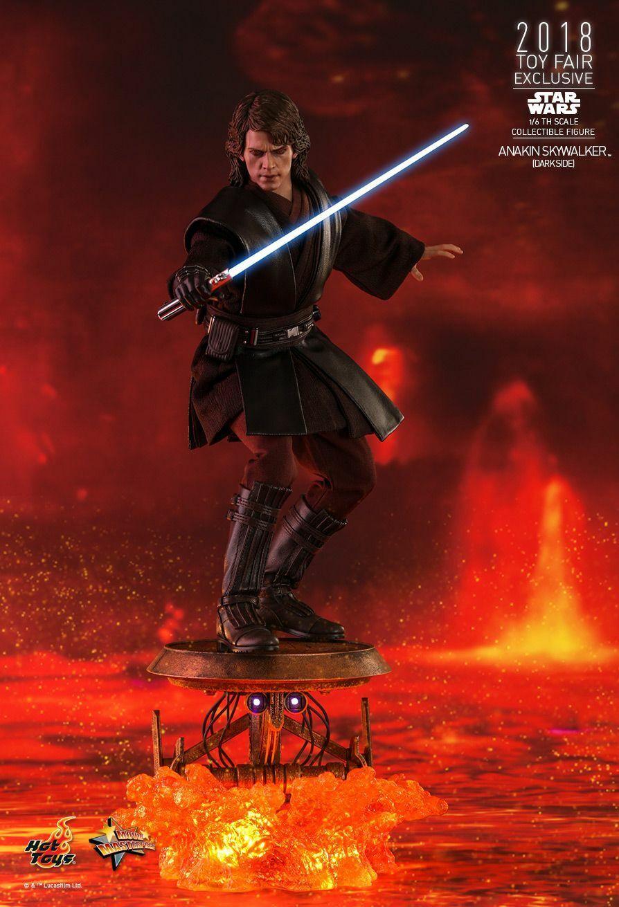 Caliente giocattoli estrella guerras Anakin cielowalker Dark Side MMS486  giocattolo FAIR EXCLUSIVE SIDEmostrare  compra nuovo economico