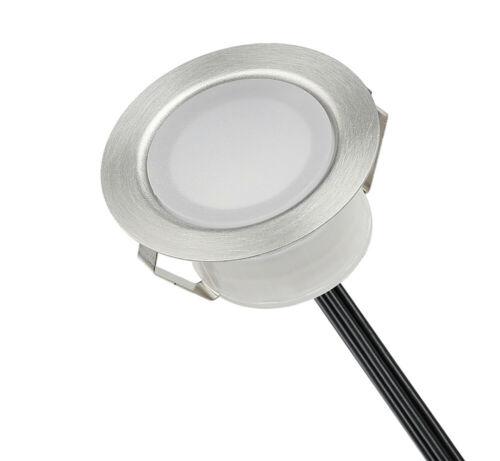 12V 45mm Wifi Kontroller RGB+Warmweiß Bodeneinbauleuchte Außenlampe Einbauspots
