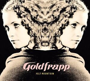 GOLDFRAPP-FELT-MOUNTAIN-WHITE-VINYL-180G-VINYL-LP-NEW
