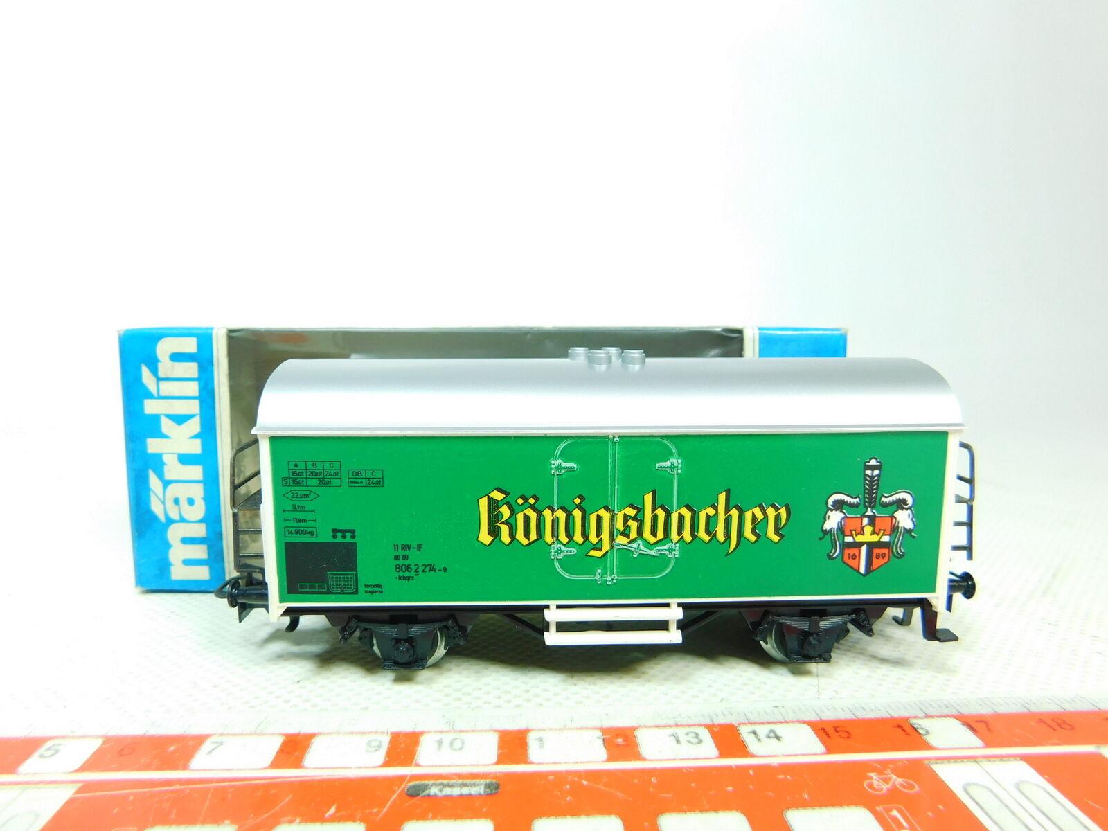 Bu547-0, 5    h0/ac somo/modello speciale Königsbacher DB  4415 , Neuw + OVP