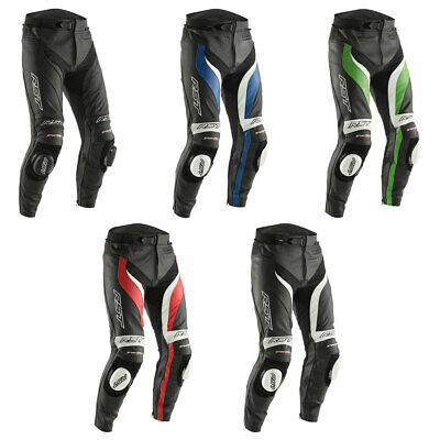 All Colours /& Sizes RST Tractech Evo 3 CE Leather Motorbike Trousers