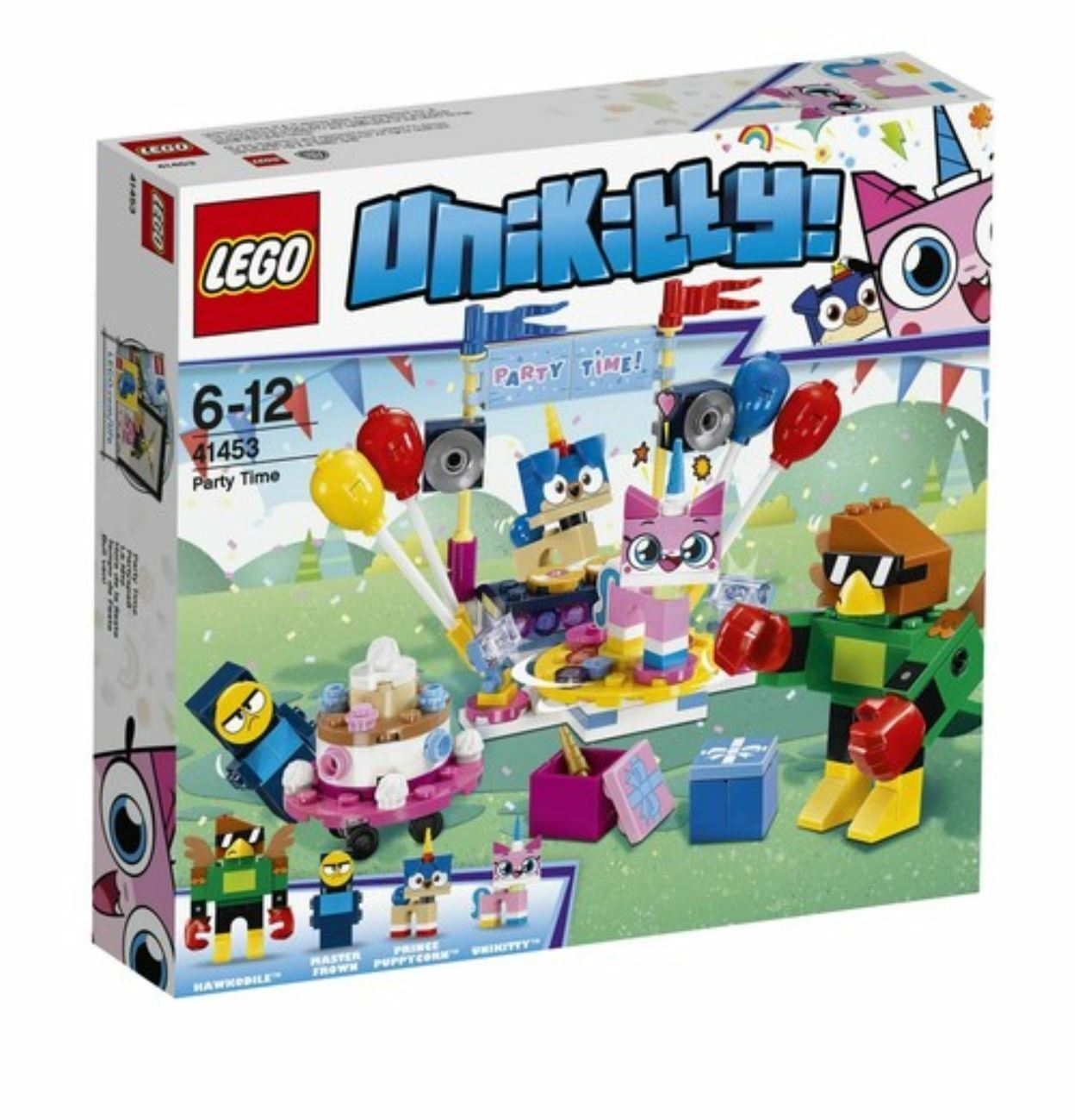 il più alla moda [LEGO] Unikitty™ Party Time 41453 2018 Version gratuito Shipping Shipping Shipping  acquista marca