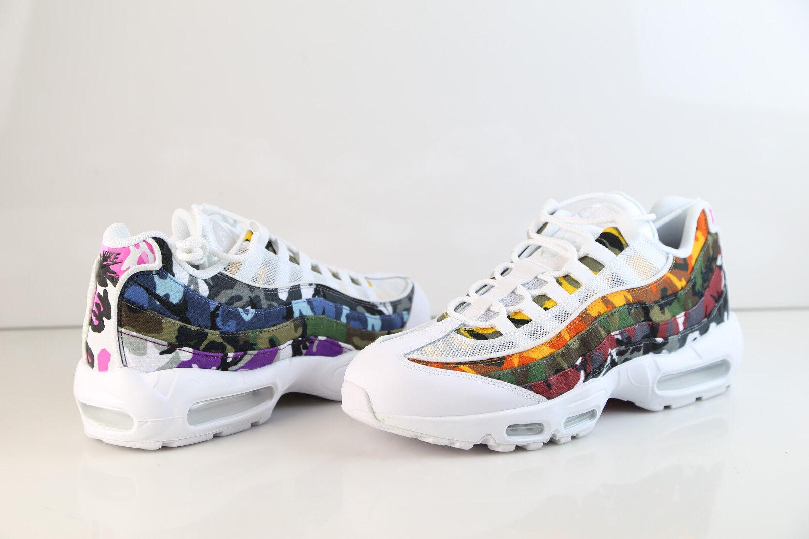 Nike Air Max 95 ERDL Party blanc Multicolor Camo AR4473-100 1 8-13 qs nsw lab 1 AR4473-100 2f104b