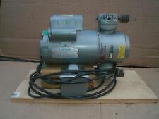 Gast 13 Hp Piston Vacuum Pump Model Gast 3lba 28 M325x