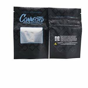 25-Pack-Smell-Proof-Mylar-Ziplock-Heat-Seal-Bag-Black-4X4-inch-10-2x10-2cm