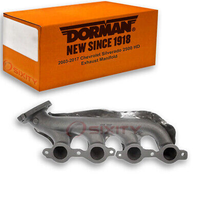 Right Exhaust Manifold For 2001-2005 Chevy Silverado 2500 HD 6.0L V8 2004 T544PF