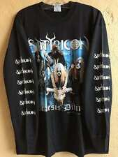 Satyricon Long sleeve L shirt Black metal Immortal Dissection Dark funeral 1349