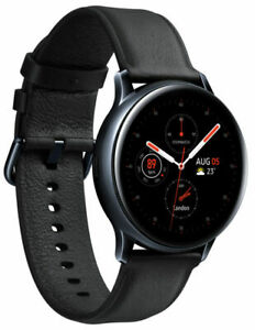 Samsung Galaxy Watch Active 2 SM-R835- 40MM - Stainless Steel - Black - LTE