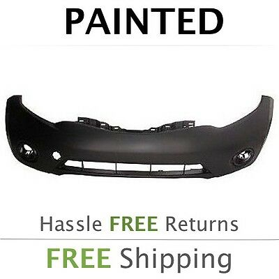 Make Auto Parts Manufacturing Front Bumper Cover Primed With Fog Light Holes For Nissan Murano 2009 09 NI1000257