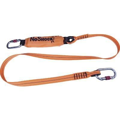 Climbing & Caving Delta Plus An203200cc Fall Arrest Webbing Lanyard Shock Absorber 2 X Karabiners Crazy Price