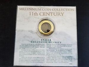 Millennium-Collection-11th-Century-India-Ghaznavid-Dynasty-Franklin-Mint