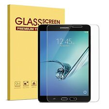 TabletHutBox Tempered Glass Screen Protector for Samsung Galaxy Tab S3 SM-T820