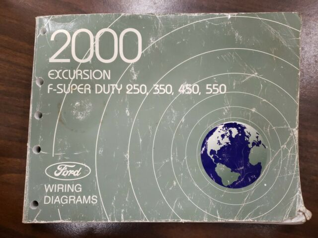 2000 Excursion F
