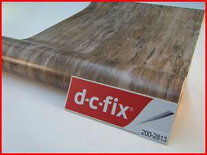 d-c-fix Sticky Back Plastic Self Adhesive Vinyl Wrap Wood Wild Oak 45cm x 5m