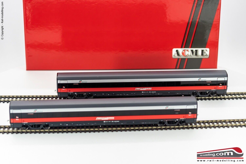 ACME 70102  H0 1 87  Set 2 autorozze aggiuntive ETR 500 autobusiness e Steard