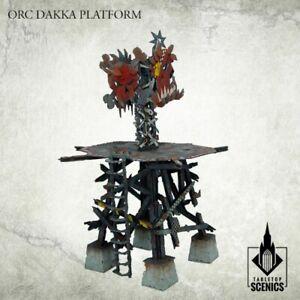 ORKS orc quarters Warhammer 40K Kromlech Scenery NEW 28mm HDF