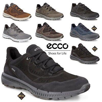 Talsohle Preis begehrteste Mode UK Verfügbarkeit ECCO TERRAWALK GTX M / W Oil Nubuck Leather Sports Shoes - All Colors And  Sizes | eBay