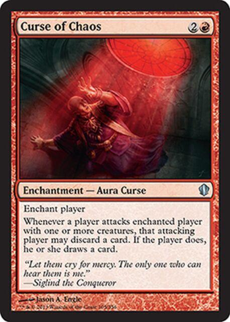 Magic Commander 2013-4x Rough //// Tumble