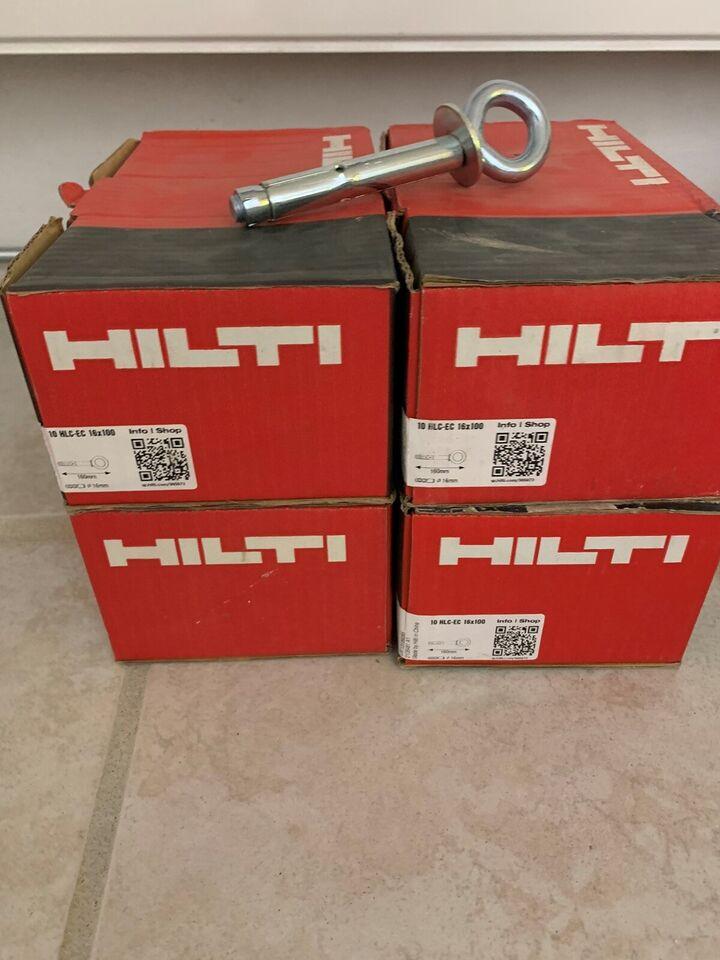 Hilti Hylseanker HLC-EC 16x100, Hilti